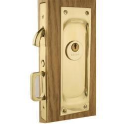 Emtek Mortise Keyed Pocket Lock
