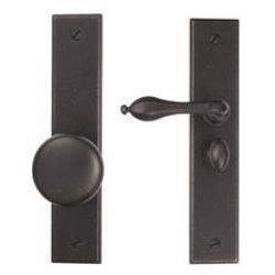 Emtek Screen Door Lock - Rectangular Style