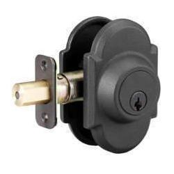 Delaney Sandcast Curved Deadbolts