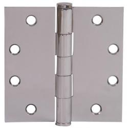 Plated Steel Heavy Duty Hinge pair