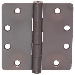 Solid Brass Heavy Duty Hinge pair