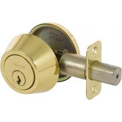 Callan Brass Deadbolts