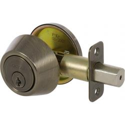 Callan Antique Brass Deadbolts