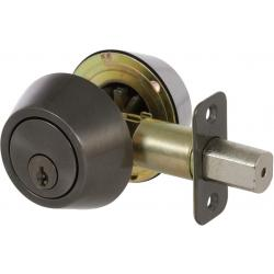 Callan Antique Nickel Deadbolts